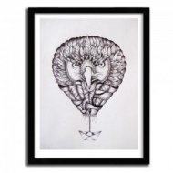 """EAGLE BALLOON BOAT"" by Favry (France).