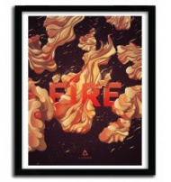 """FIRE"" by CRISTIAN ERES ( SPAIN ). 