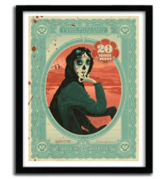 """SENORA LAVERY"" by STEVE SIMPSON ( IRELAND ). 