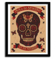 """DIAS DE LOS MUERTOS"" by STEVE SIMPSON ( IRELAND ). 