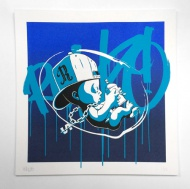 Ronzo 'Born Vandal' (Blue)