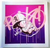 Ronzo 'Born Vandal' (Pink)
