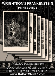 Thursday the 24th- at 2pm Central Time, we will have these sets available on the Nakatomi website HERE-!