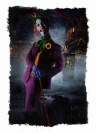 The Joker II by David Stoupakis 