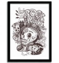 ROCK AND ROLL AMIGO by RAF BANZUELA ( PHILIPPINES ).