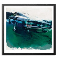 Motor City Master by Camilo Pardo 3 New Limited Edition Print Releases + Camilo Archives Coming TODAY at Noon! $150