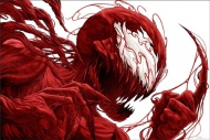 Carnage Marvel Poster by Randy Ortiz