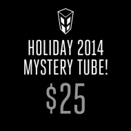 Holiday Mystery Tube 2014 25 Phone Booth Gallery 2014  In this tube or box, you'll receive a minimum $50 value (in most cases more!)  Expect things like: Scratch & Dent Test Prints Rare Prints ...and More!  Please leave any special requests you may have in your order notes, and we'll see what we can do. (No promises!)  **While Supplies Last!  $25.00