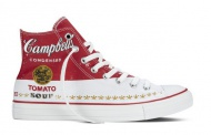 The world's most iconic artist and the world's most iconic sneaker have joined forces, and the results are predictably spectacular. That's right, the Chuck Taylor All Star Andy Warhol Collection is about to be a thing.