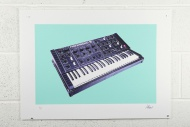 Neil Kerr - Polivoks Analog Soviet Synth