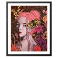 Sarah Joncas Blossom - Limited Edition Prints Edition Size:   50 14 x 17 Inches Archival Pigment Print on 310gsm Museum Natural Fine Art Paper $ 50.00