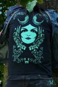 XwwX goddess divine T.shirt now on sale at: http://xwwxoverlord.bigcartel.com/