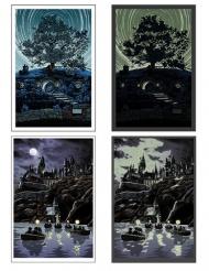 "Tim Doyle - ""Unreal Estate IV: The Movie"" Complete Set - Variant Edition  $685.00 USD"